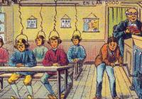 Voici à quoi aurait dû ressembler l'année 2000 selon les cartes postales des années 1900