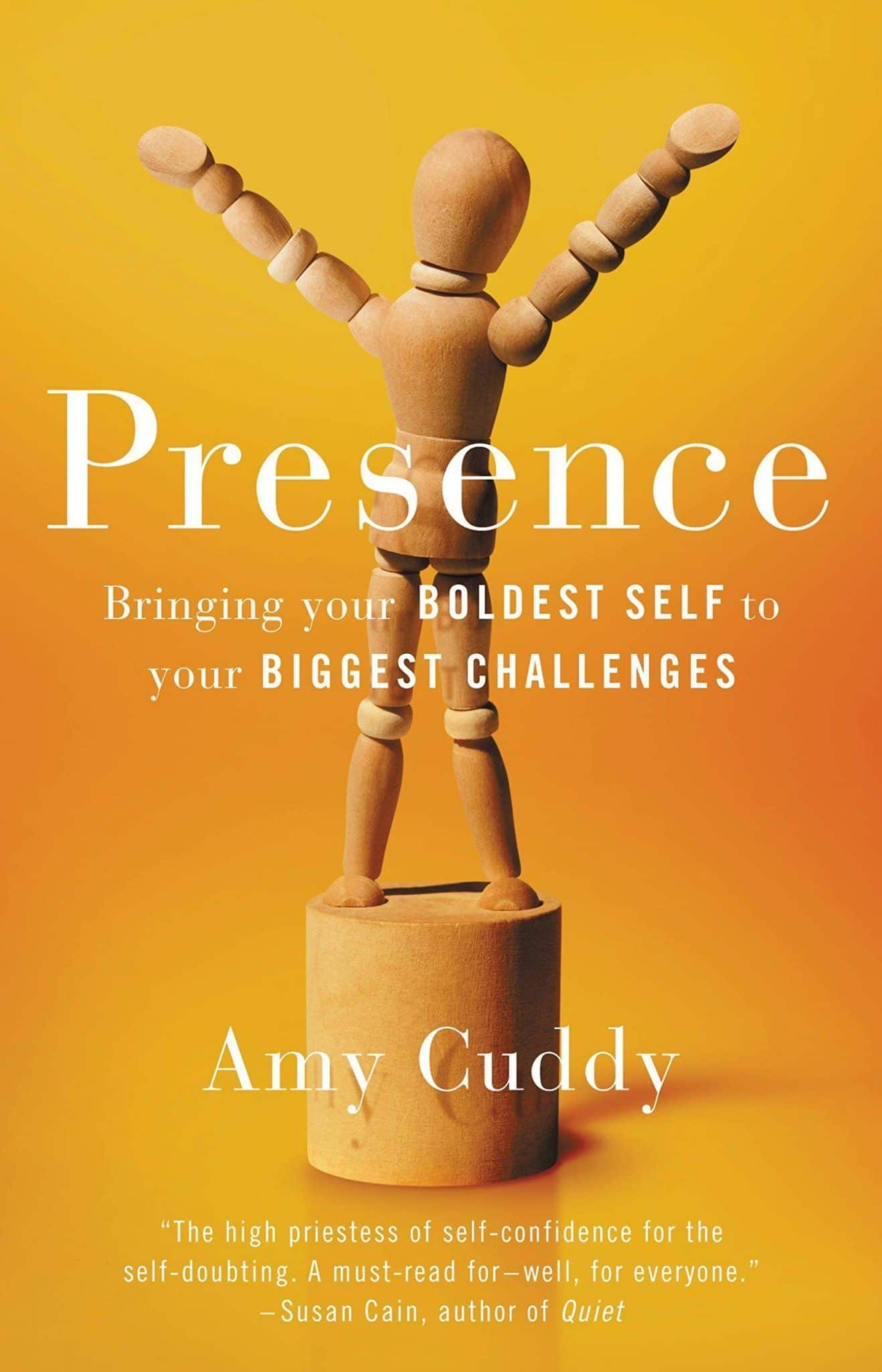Amy Cuddy, Presence