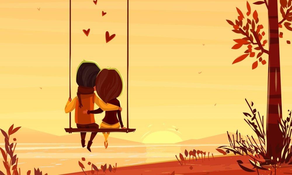 tombe amoureux