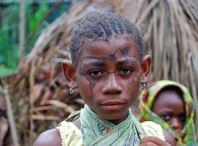 tribus des îles