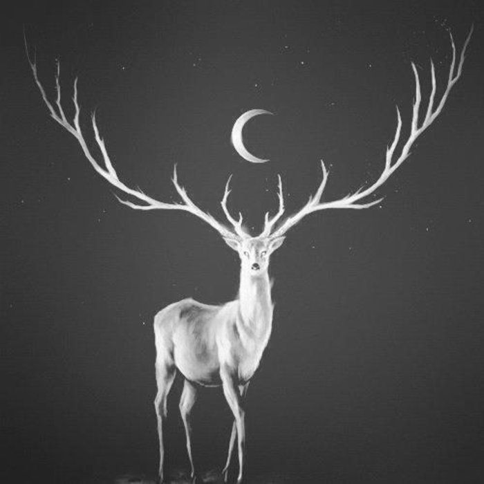 red moon phase deer hunting - photo #13