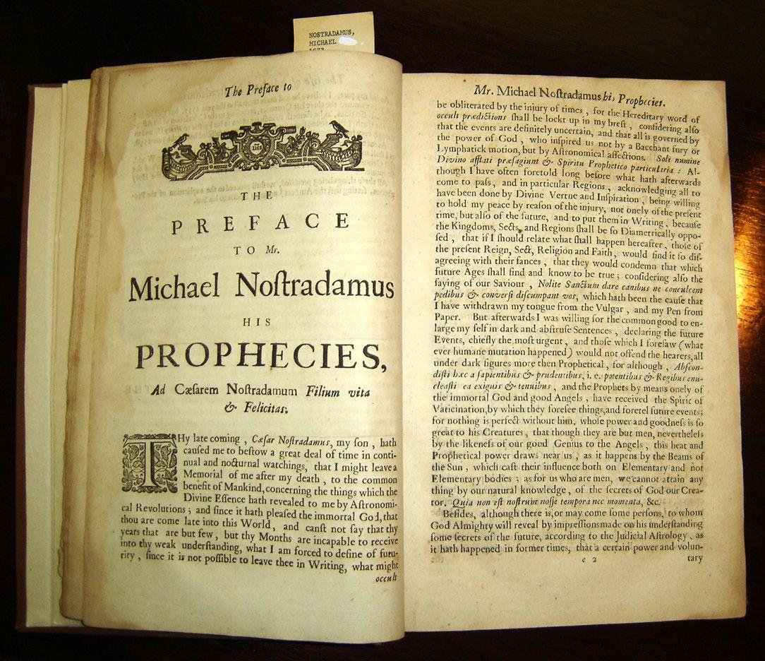 Nostradamus Predicts Earthquake 28 May, San