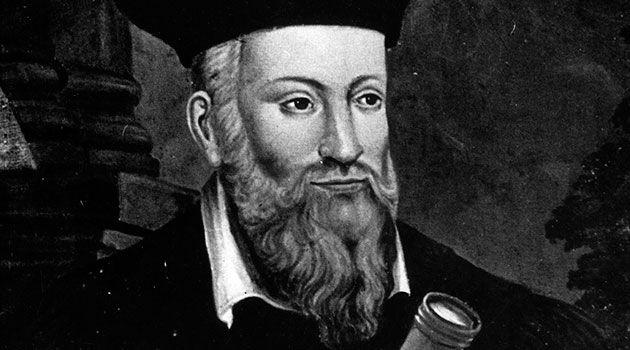 Nostradamus pour 2017