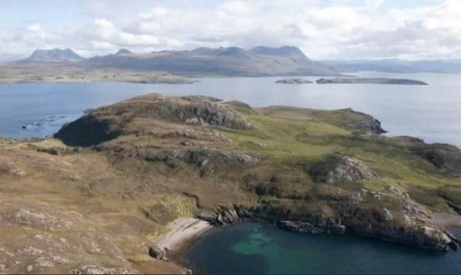 île écossaise