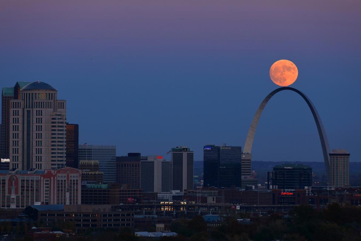 dernière Super Lune