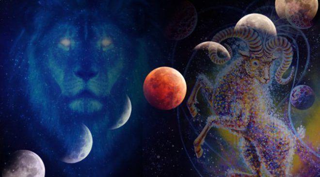 lune et les signes