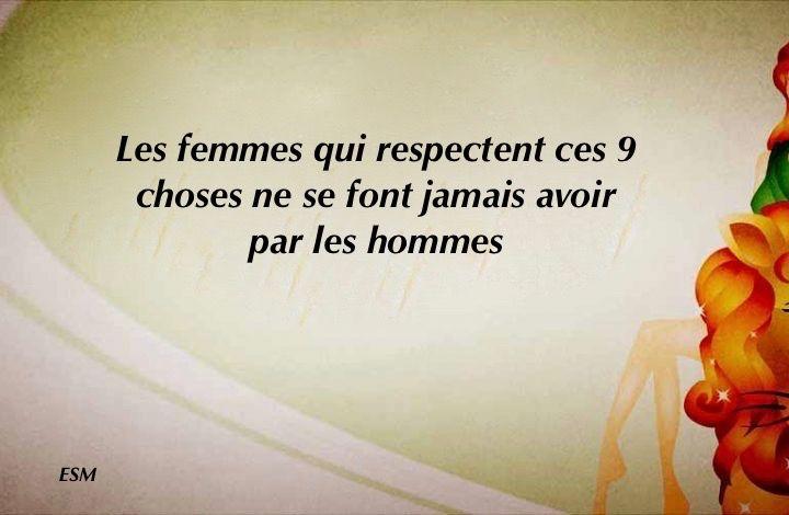 Les femmes qui respectent ces 9 choses ne se font jamais - Homme et femme qui font l amour au lit ...