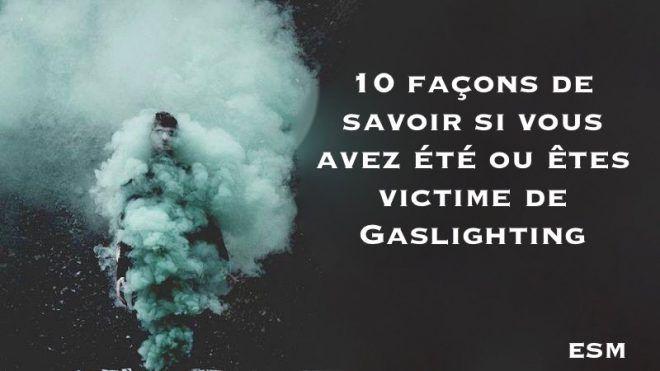victime de Gaslighting