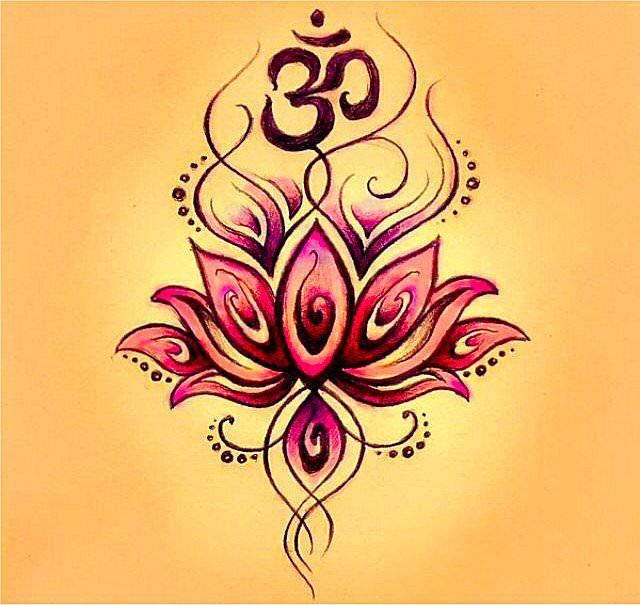 10 symboles spirituels et leur signification que vous - Fleur de lotus bouddhisme ...