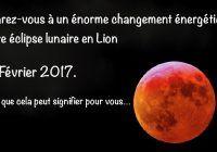 rare éclipse lunaire