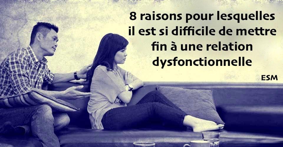 relation dysfonctionnelle
