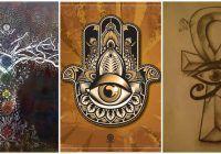 Notez que vous allez fort probablement reconnaître certains de ces symboles, mais certainement pas tous. Vous trouverez ci-dessous les dix symboles spirituels les plus importants