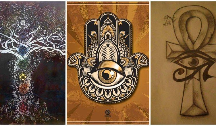 10 Symboles Spirituels Et Leur Signification Que Vous Devez