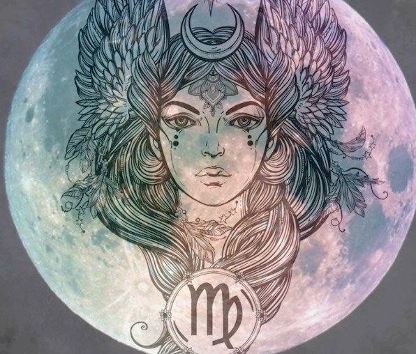 La pleine lune en Vierge