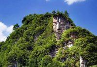 Cachée à la vue de tous, sous une végétation luxuriante depuis des milliers d'années, une incroyable statue de Bouddha réapparaît dans la province chinoise de Guiyang.