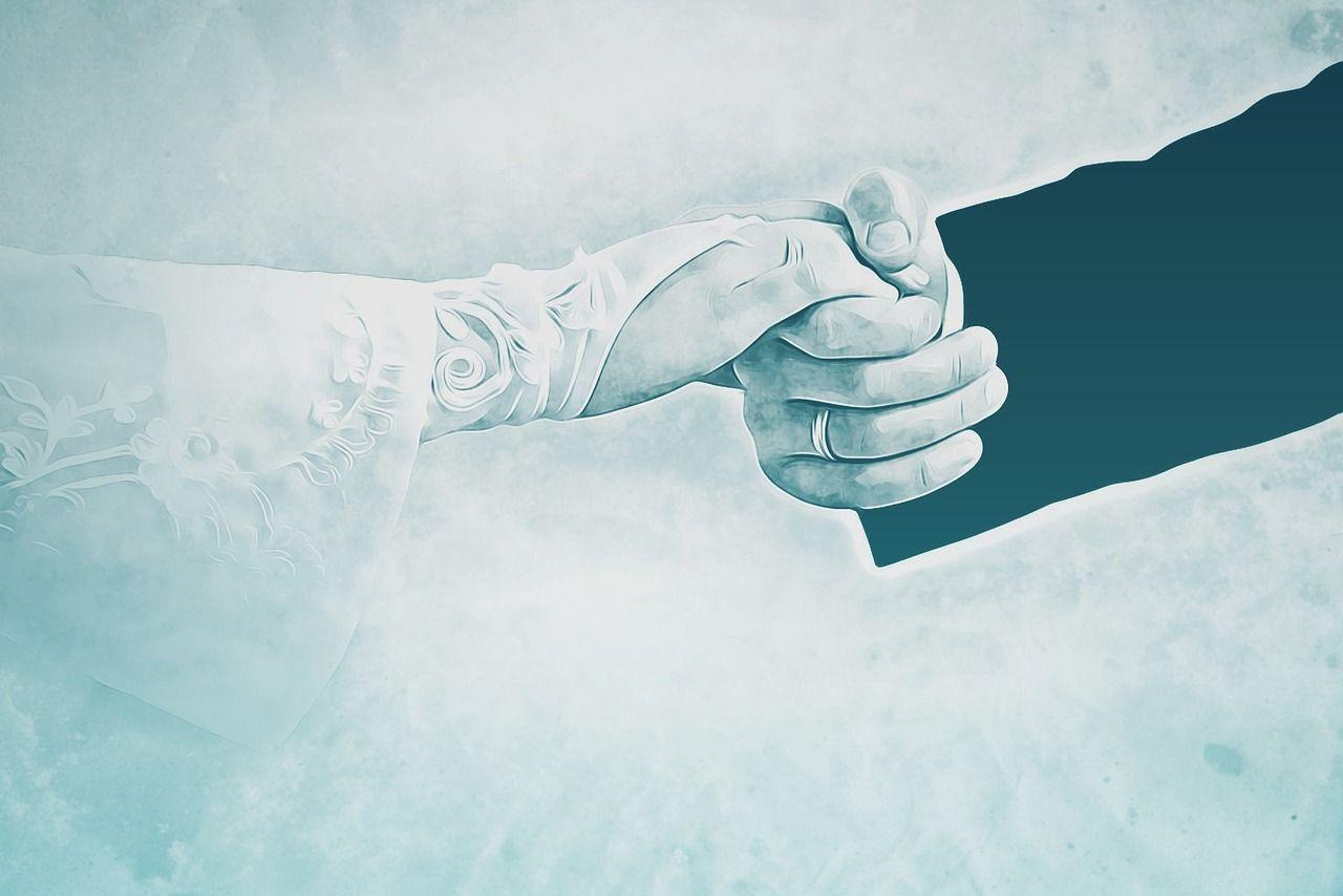 engager dans un mariage