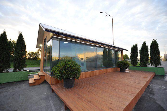 maisons autonomes