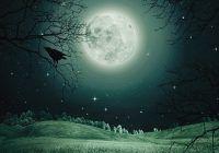 énergie de la pleine lune