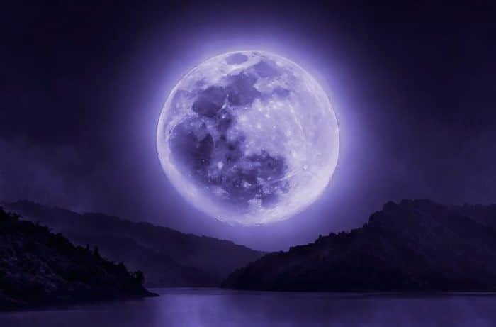 La Pleine Lune du 10 Mai