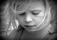 enfants souffrant