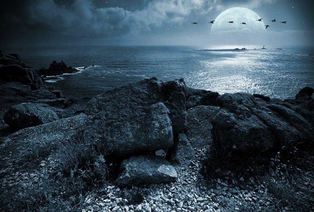 La pleine lune du 9 juin 2017 transforme et gu rit - Lune descendante juin 2017 ...