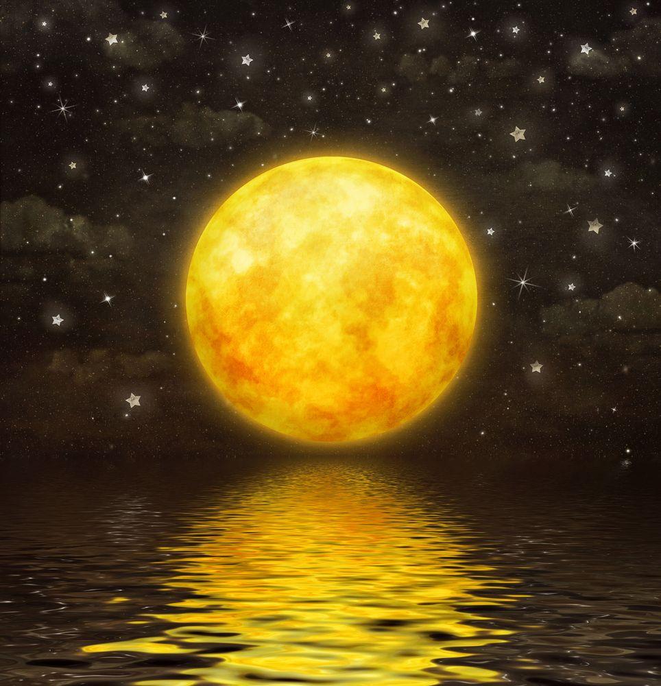 Pleine Lune du 9 Juillet 2017