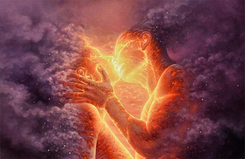 Rencontre avec flamme jumelle