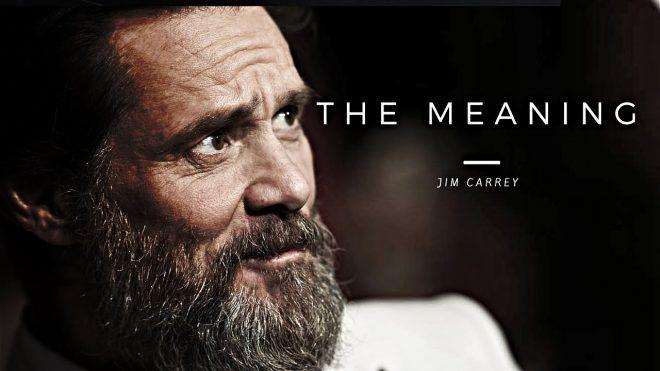 Jim Carrey à l'humanité