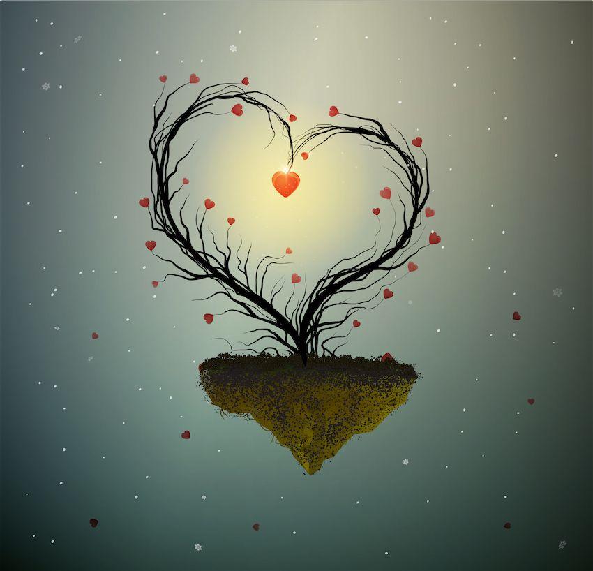 Nous ne finissons pas toujours avec l'amour de notre vie