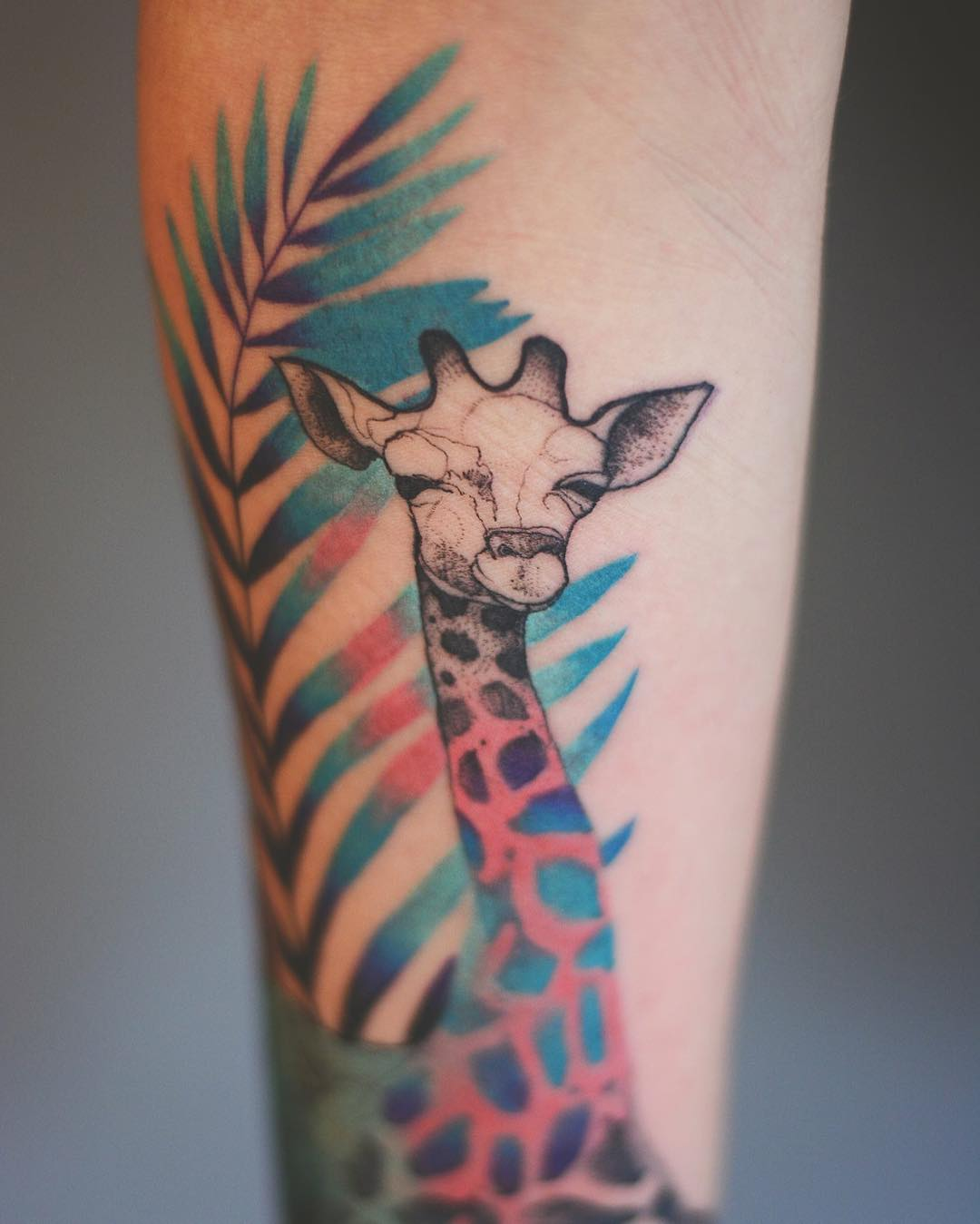 Ange Gardien Protecteur Tatouage tatouages élégants d'animaux de joanna swirska | esprit