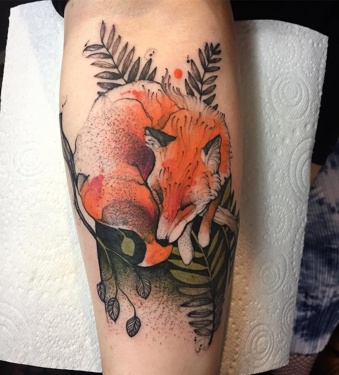tatouages l gants d 39 animaux de joanna swirska esprit spiritualit m taphysiques. Black Bedroom Furniture Sets. Home Design Ideas