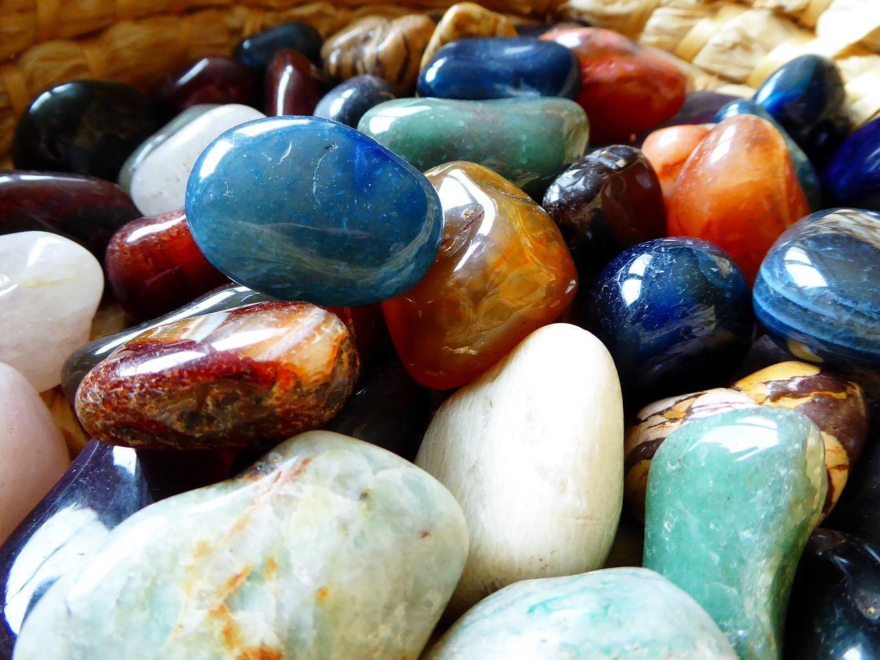 cristaux et leurs incroyables propriétés