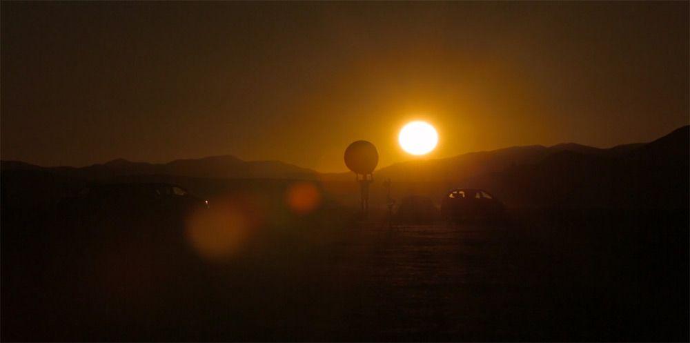 timelapse du système solaire