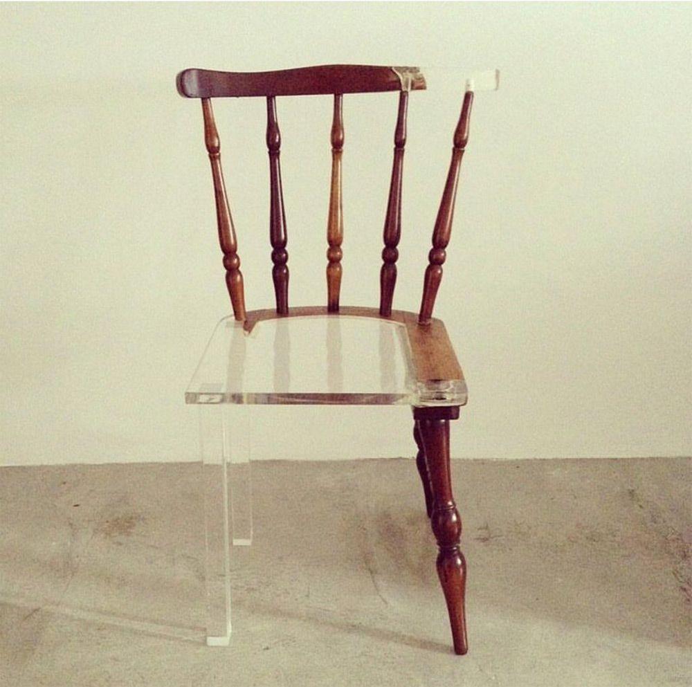 nouvelle vieille chaise