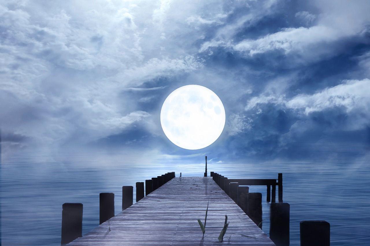 La pleine lune du 3 d cembre 2017 en g meaux intrigues - Lune descendante juin 2017 ...
