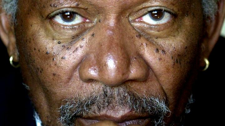 puissant message de Morgan Freeman