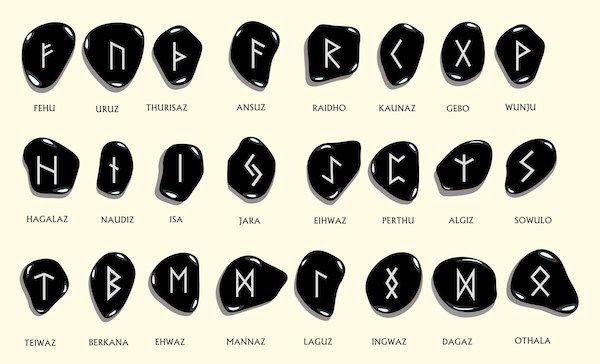 Choisissez une rune et découvrez quel est son message Rune-reading