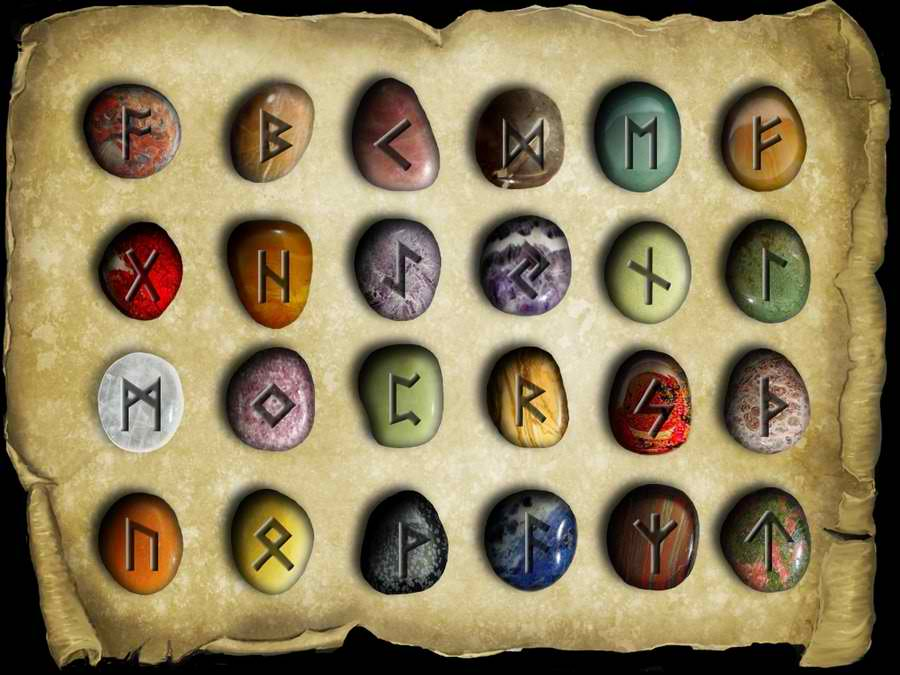 Choisissez une rune et découvrez quel est son message Rune