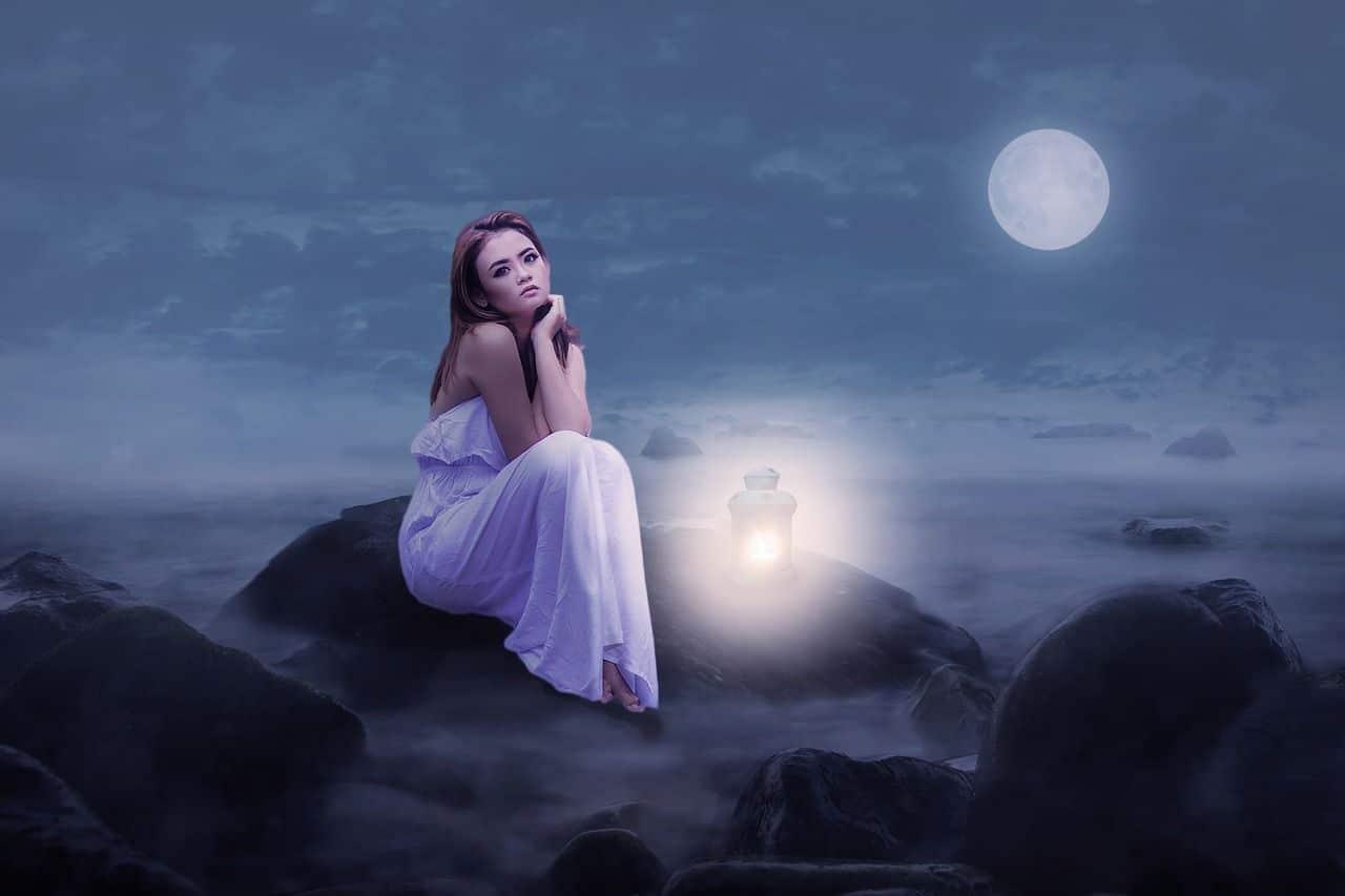 pleine lune peut affecter profondément nos relations