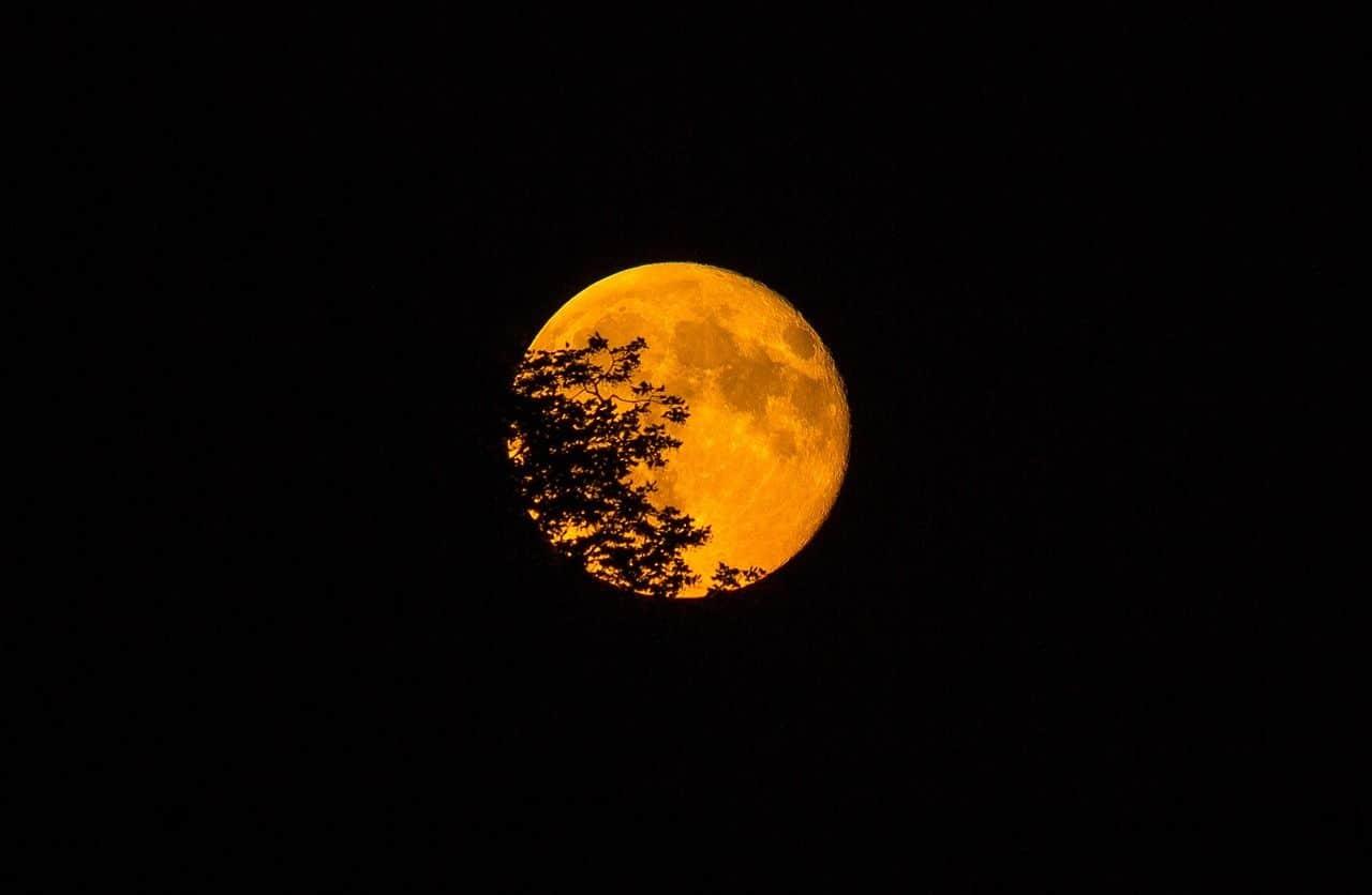 éclipse lunaire du 31 janvier 2018