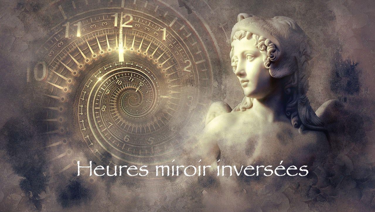 Heures miroir inversées