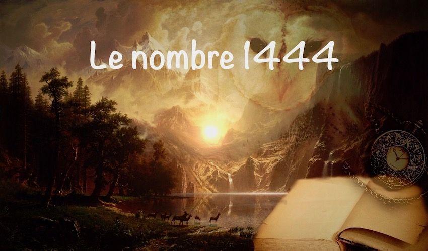 Le nombre 1444