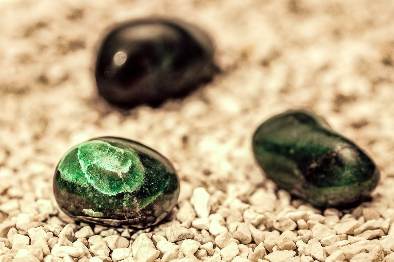 cristaux possèdent quatre propriétés