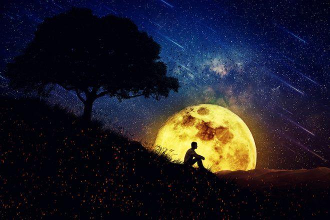 signification spirituelle et prophétique de la Super Lune bleue de sang