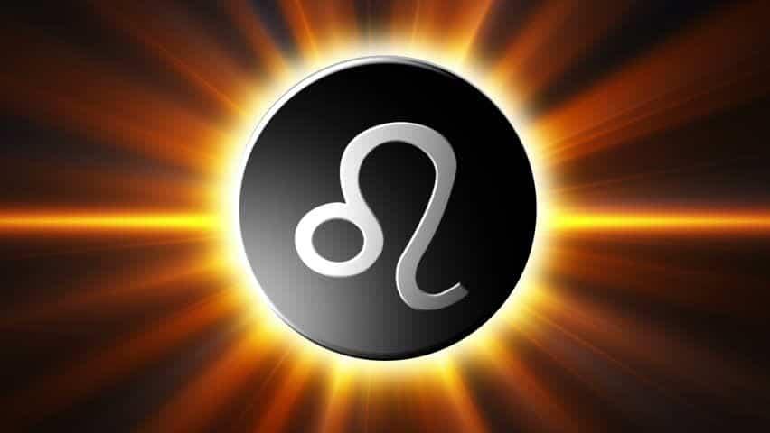 Éclipse lunaire à 11° du signe du Lion