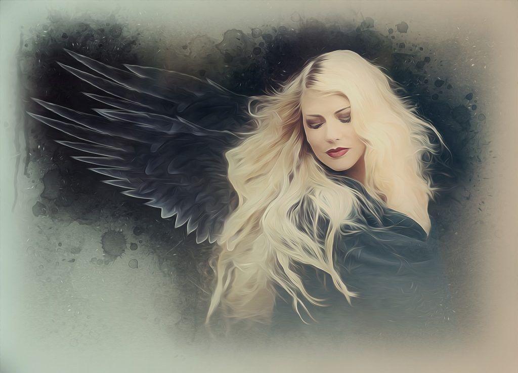 Rencontre avec un ange terrestre