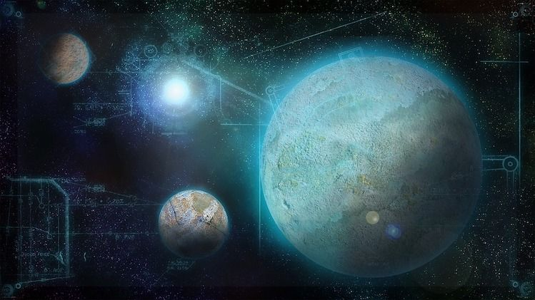 6 planètes en rétrogradation