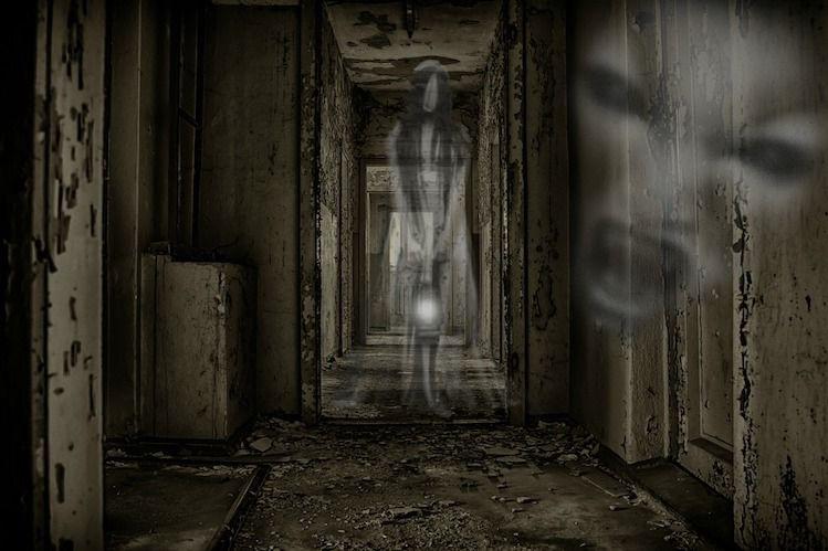 entités et les fantômes