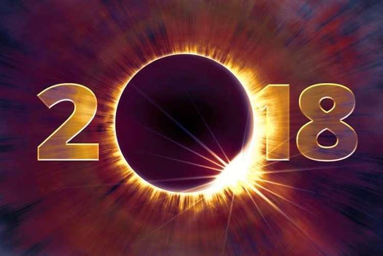 L'éclipse solaire partielle du 12 juillet 2018