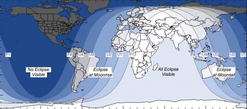 La plus longue éclipse lunaire du siècle se déroulera le 27 juillet!!! Dfaeced1e7965d47e08edbba9bac26b2